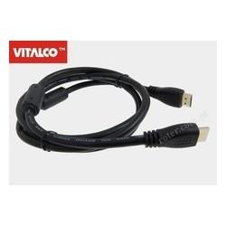 Przyłącze HDMI V1.4 Vitalco HDK48 0,8m