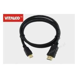 Przyłącze HDMI / mini HDMI Vitalco HDK72 1,2m