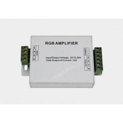 Wzmacniacz RGB 144W metal