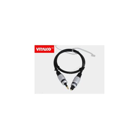 Przewód optyczny T-J Vitalco, 1,0m