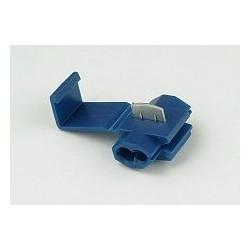 Szybkozłącze samochodowe niebieskie 1-2,5mm