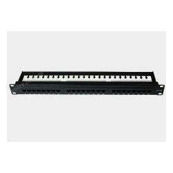 Patch panel kat.6 24 porty