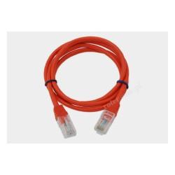 Patch cord UTP 5,0m pomarańczowy
