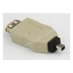 Adapter gniazdo USB A / wtyk FotoMitsumi