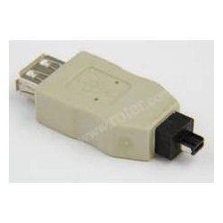 Adapter gniazdo USB A / wtyk FotoPhilips