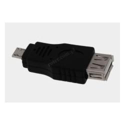 Adapter mikro USB / gniazdo USB
