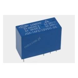 Przekaźnik JQX14F (SMI) 12V