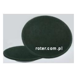 Kopułka czarna, 7,5cm