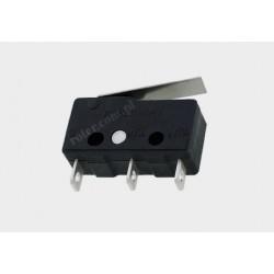 Przeł. krańcowy mikro z dźwignią 16mm