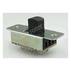Przełącznik suwakowy duży KBB70-2P3W