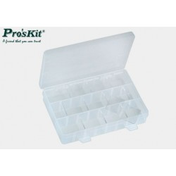 Pudełko na elementy 203-132E Proskit (200x135x39mm)