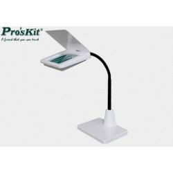 Lampa z lupą MA-1006F Proskit