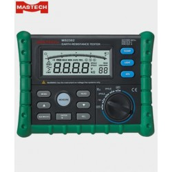 Miernik rezystancji uziemienia Mastech MS-2302