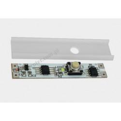 Włącznik LED SURFA GROOV CORNE 12V/25W