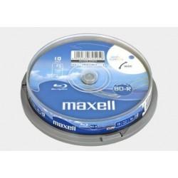 Płyta BLU-RAY Maxell x4 (10szt.)