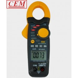 Miernik cęgowy CEM DT-3347