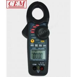 Miernik cęgowy CEM DT-3368