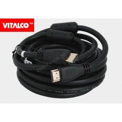 Przyłącze HDMI V1.4 Vitalco HDK48 2,5m
