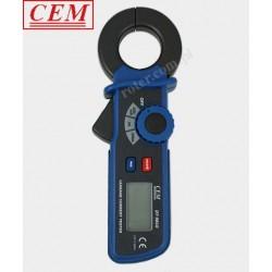 DT-9810 Cęgowy miernik prądów upływu CEM