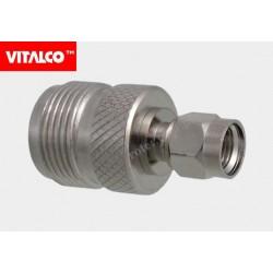 Adapter wtyk RSMA / gniazdo N Vitalco ES64