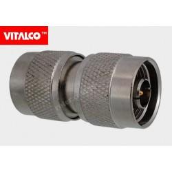 Adapter wtyk N / wtyk N Vitalco EN11
