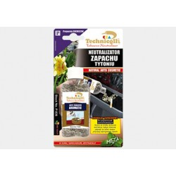 Neutralizator zapachu tytoniu 50ml 6V 7,2Ah Technicqll
