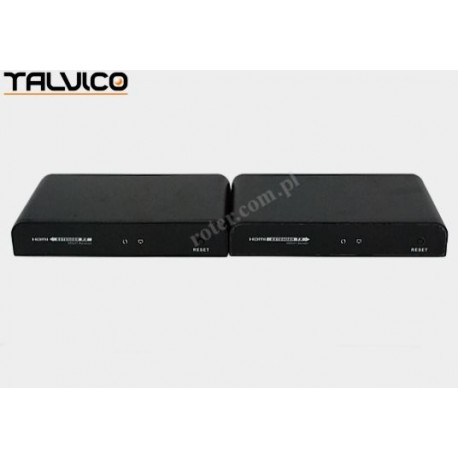 Extender HDMI do 120m HDbitT Loop-out LKV383pro Talvico