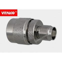 Adapter wtyk N / gniazdo TNC Vitalco EN34