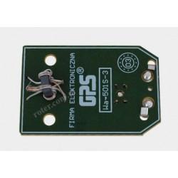 Wzmacniacz GPS 502S-3 zielony
