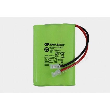 Akumulator telefoniczny – T207 – GP 55AAAH3BMU
