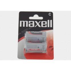 Bateria 1,5V R14 Maxell