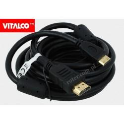 Przyłącze HDMI / mini HDMI Vitalco HDK72 5,0m