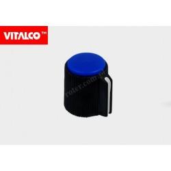 Gałka typ 52 niebieska Vitalco