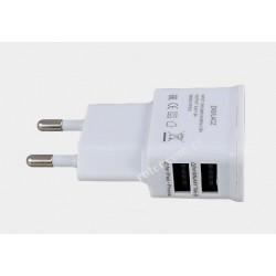 Zasilacz 5V 2A z 2 x gn. USB