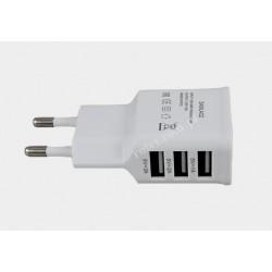 Zasilacz 5V 2A z 3 x gn. USB