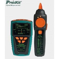 Tester LAN+POE z szukaczem par MT-7029 Proskit