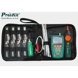 Tester LAN/szukacz par/miernik długości przewodu MT-7071K Proskit