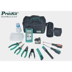 Zestaw narzędzi do światłowodów PK-9456 Proskit