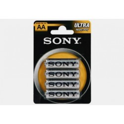 Bateria 1,5V R6 Sony (blister 4szt.)