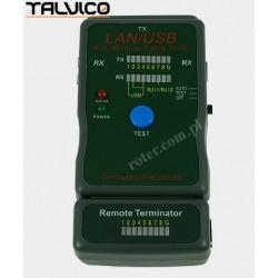 Tester sieci 4 w 1 T-393 Talvico