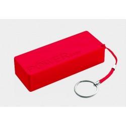 Przenośna ładowarka Power Bank 5000mAh Esperanza QUARK XL czerwona