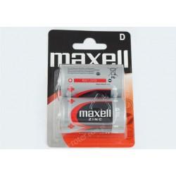 Bateria 1,5V R20 Maxell