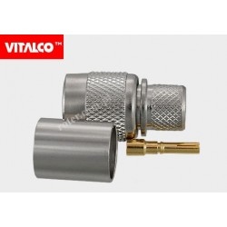 Wtyk RTNC na kabel H1000 zaciskany Vitalco ET14