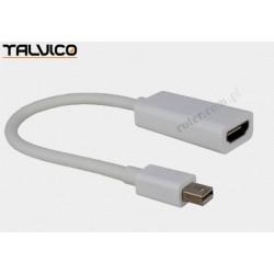 Adapter DisplayPort mini / gniazdo HDMI