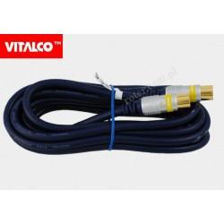 Przyłącze wtyk F szybki digital 3,0m FK20 Vitalco