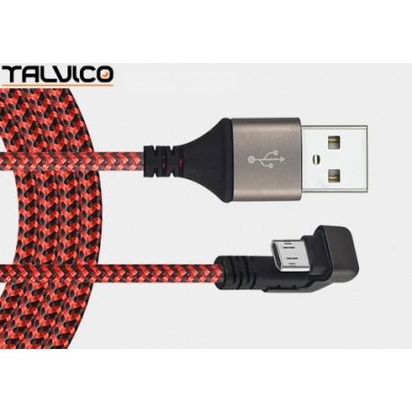 Przyłącze USB-mikro USB 1,0m DSF600 Talvico