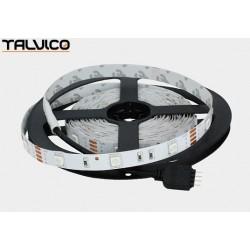 Taśma 150 LED RGB Talvico 5m, SMD5050, DC 12V, 7.2W/m TC-RGB30-5010/IP20