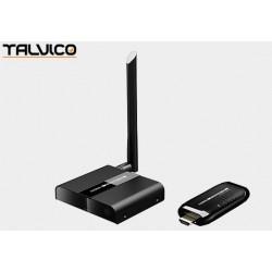 Extender HDMI do 50m bezprzewodowy LKV388 dongle Talvico