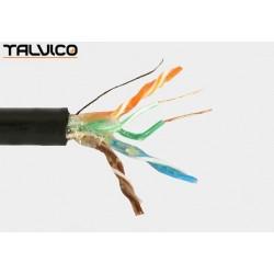 Przewód skrętka Talvico LG-320 drut UTP kat.5e żel 305m
