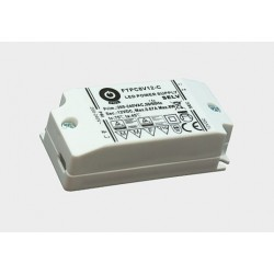 Zasilacz napięciowy LED 8W 24V 0,33A ultra cienki